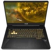 """EXDISPLAY ASUS TUF FX705DU AU035T 17.3 Nvidia GeForce GTX 1660Ti 6GB Ryzen R7-3750H Gaming Laptop AMD Ryzen R7 3750H 16GB DDR4 1TB HDD 256GB SSD 17.3"""" Full HD No-DVD NVIDIA GTX 1660Ti 6GB WIFI Windows 10 Home"""