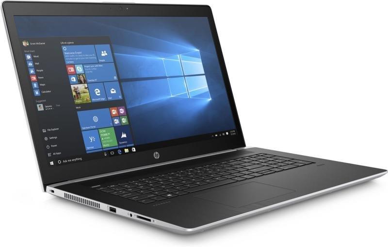 "HP ProBook 470 G5 Core i5 8GB 256GB SSD 17.3"" Win10 Pro Laptop"