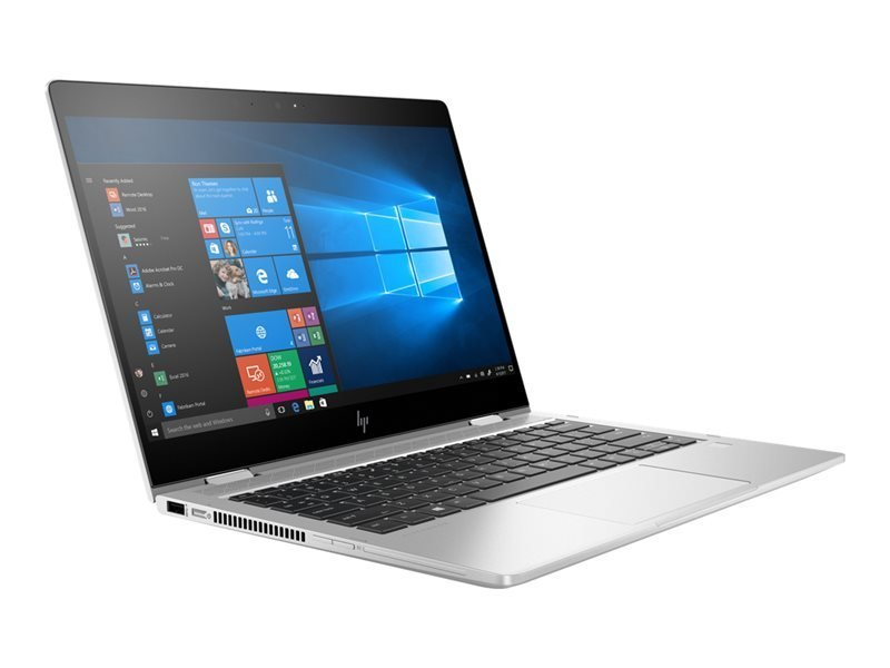 "HP EliteBook x360 830 G6 Core i5 8GB 256GB SSD 13.3"" Win10 Pro Convertible Laptop"