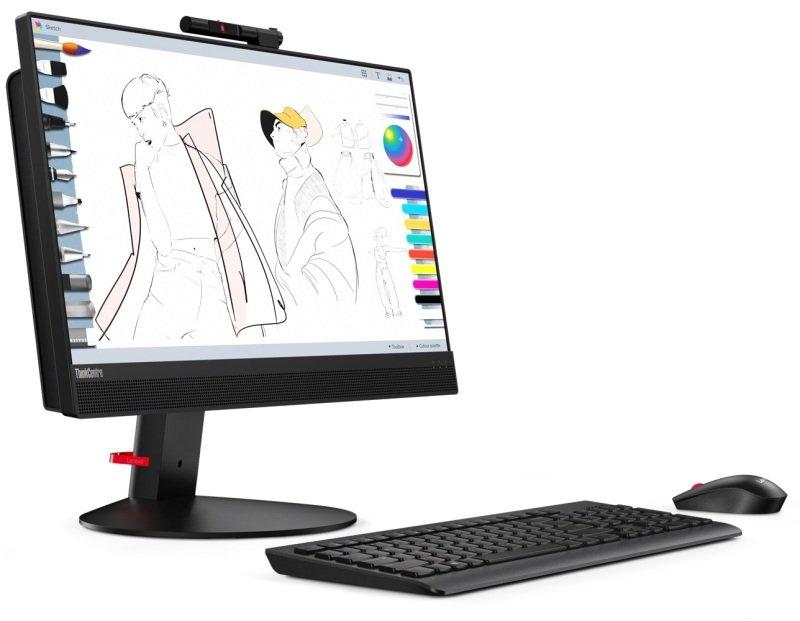 Lenovo ThinkCentre M820z 21.5 Core i5 9th Gen 8GB RAM 256GB SSD Win10 Pro AIO Desktop PC