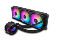 ROG Strix LC Performance RGB AIO CPU Liquid Cooler - 360mm