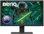 BenQ GL2480E 24 inch 1080p 1ms, 75Hz LED Gaming Monitor