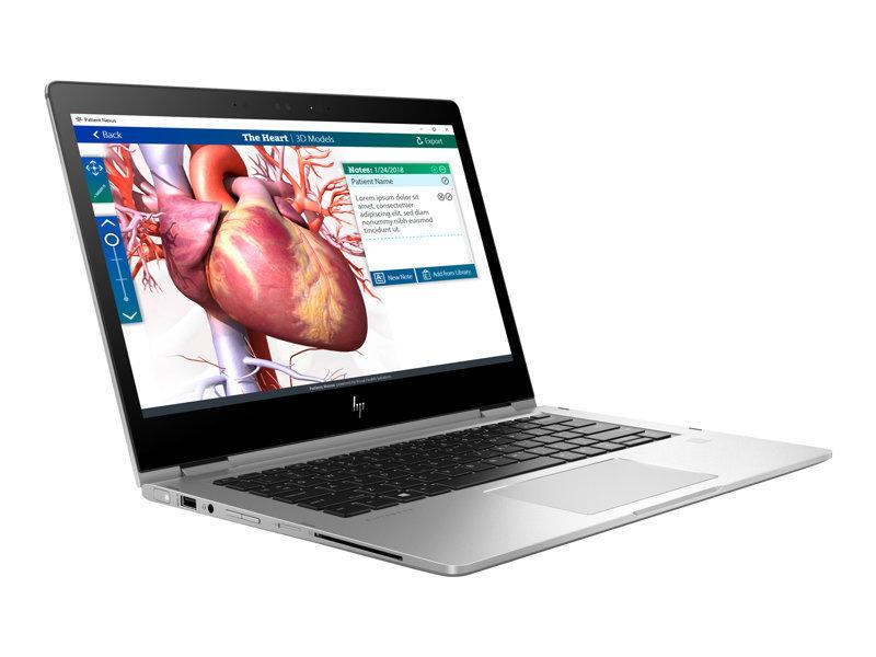 "HP EliteBook x360 1030 G2 Core i7 8GB 256GB SSD 13.3"" Win10 Pro Convertible Laptop"