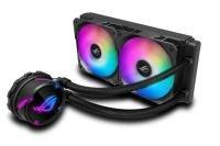 ROG Strix LC Performance RGB AIO CPU Liquid Cooler - 240mm