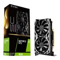 EVGA GeForce GTX 1650 SC ULTRA GAMING 4GB Graphics Card