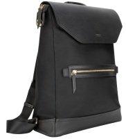 "Targus Newport 15"" Convertible 2 in 1 Laptop Messenger/ Backpack Black"