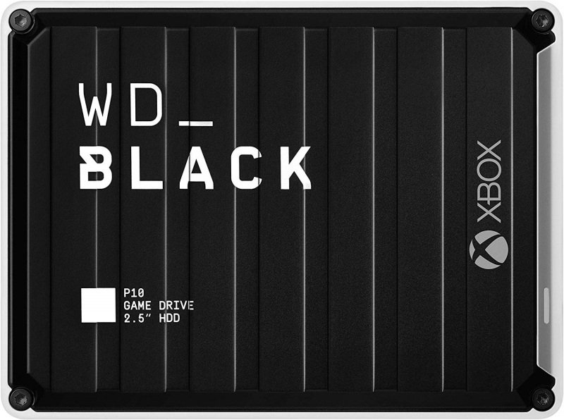 WD_Black P10 Game Drive For Xbox - 5TB
