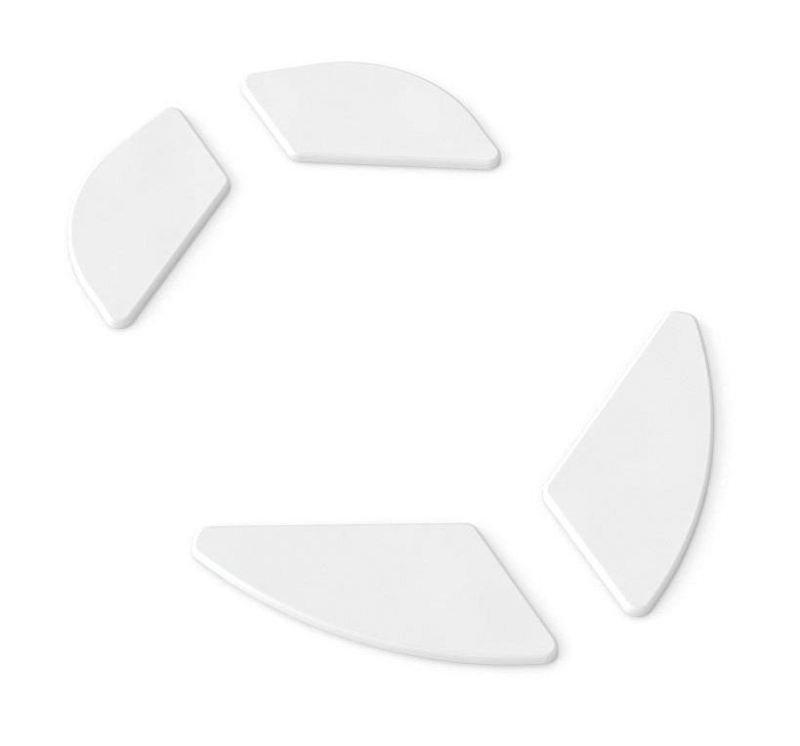 Image of Glorious PC Gaming Model O G-Skates - 1 Set White