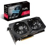 ASUS Radeon RX 5500 XT DUAL EVO OC 8GB Graphics Card