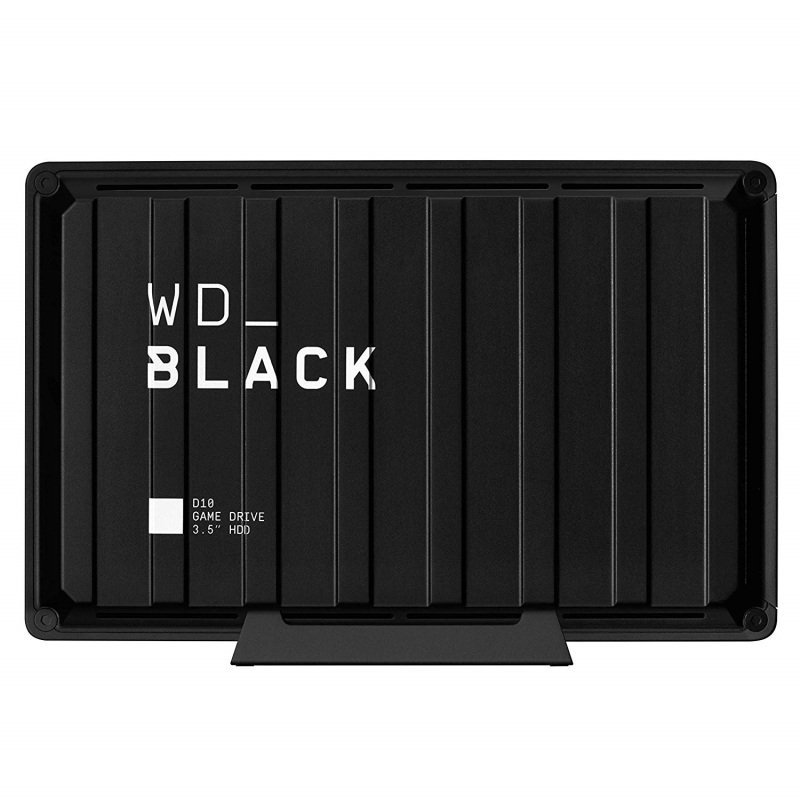 WD_BLACK D10 Game Drive - 8TB