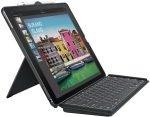"Logitech Slim Combo Keyboard and Case for iPad Pro 10.5"" Black"