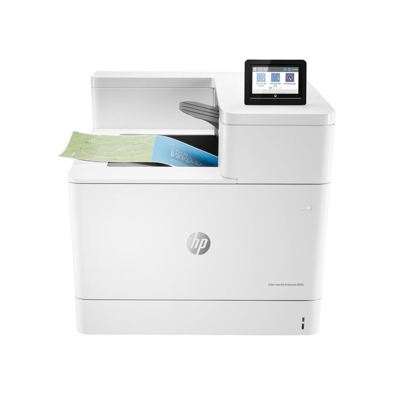 HP Colour LaserJet Enterprise M856dn A3 Printer - Available on HP Print at Your Service