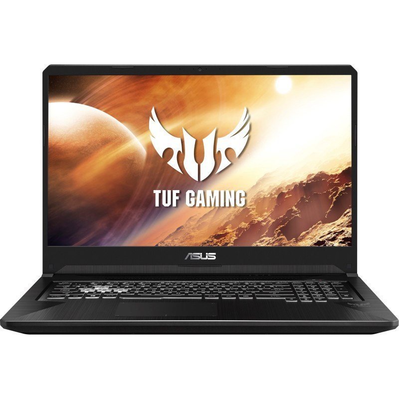 "ASUS TUF FX705 17.3"" Full HD Ryzen 5 8GB 1TB HDD + 256GB SSD GTX 1650 Gaming Laptop"