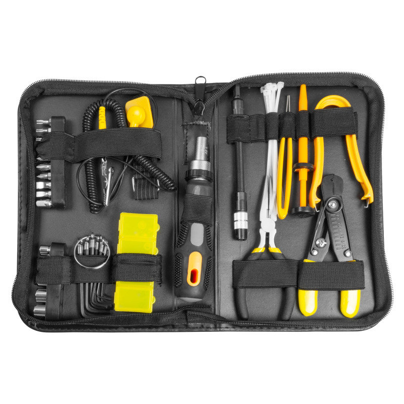 Image of 43 Piece Computer Toolkit
