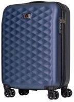"Wenger Lumen Hardside Luggage 20"" Carry-on Topaz"