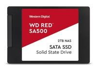 """WD RED 2TB SA500 NAS SATA 2.5"""" SSD"""