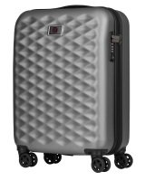 "Wenger Lumen Hardside Luggage 20"" Carry-on Silver"