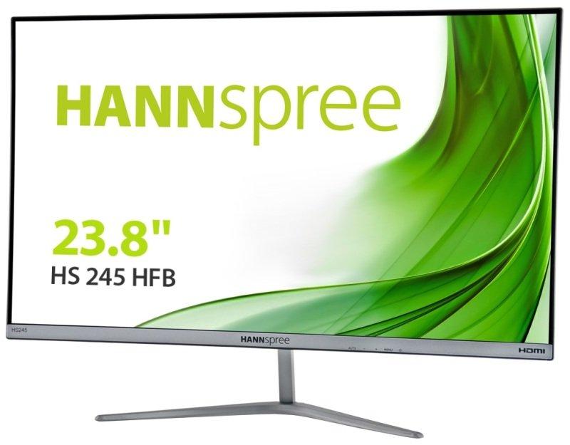 "Hannspree HS245HFB 23.8"" Full HD LCD Monitor"