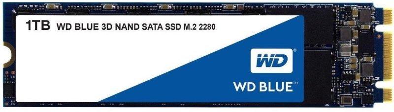 WD Blue 1TB 3D NAND SSD M.2 2280