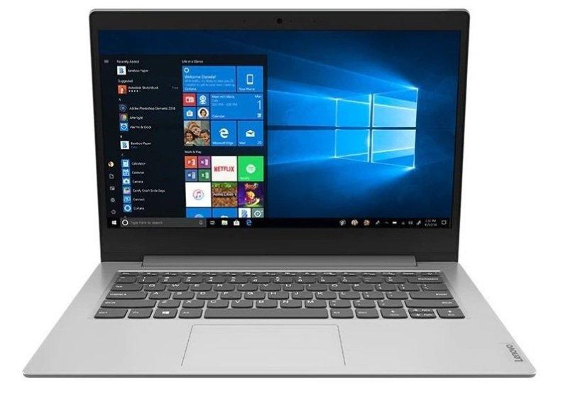 "Lenovo IdeaPad Slim AMD A4 4GB 64GB 14"" Win10 Home Laptop - Grey"