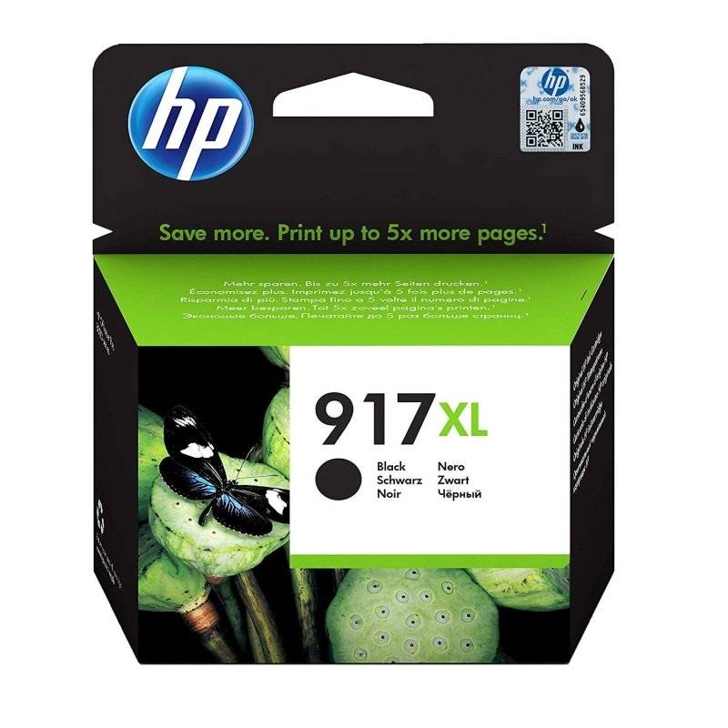 HP Ink Cartridge 917XL Black