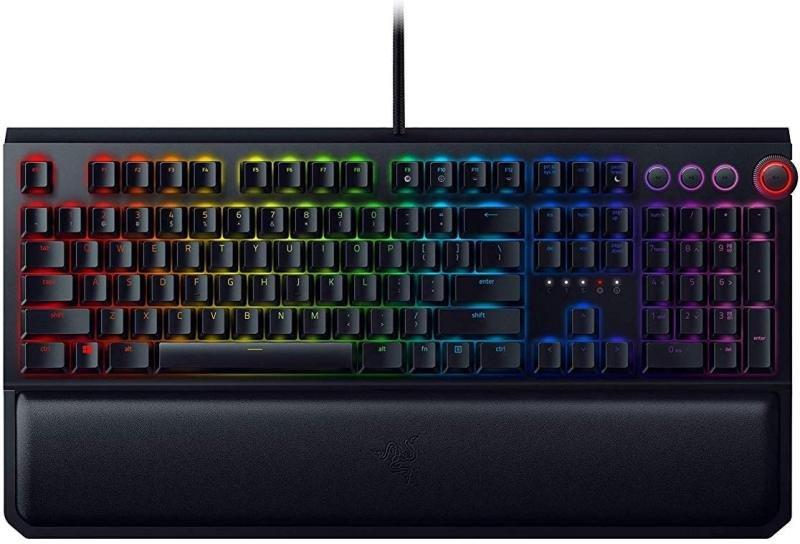 Razer BlackWidow Elite Mechanical Gaming...