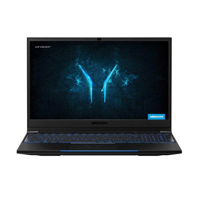 "Medion Erazer X15805 Core i7 16GB 1TB HDD 256GB SSD RTX 2070 15.6"" Win10 Home Gaming Laptop"