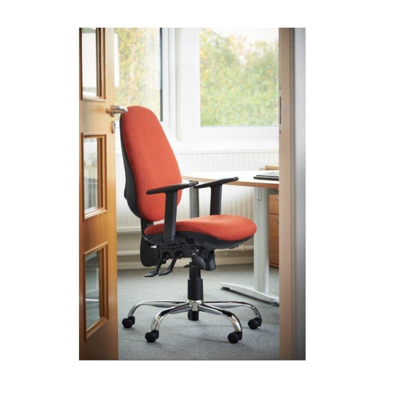 Jota Ergo 24hr Ergonomic Asynchro Task Chair