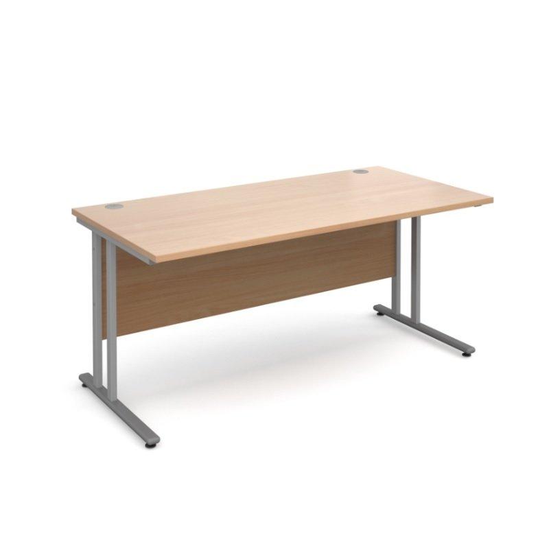 Maestro 25 SL Straight Desk 1800mm x 800mm