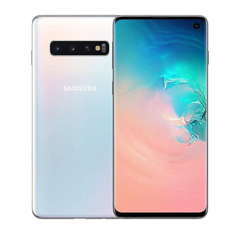 Samsung Galaxy S10 128GB Phone - Prism White