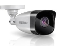 TRENDnet Indoor and Outdoor 1MP IR Bullet Network Camera - 4mm