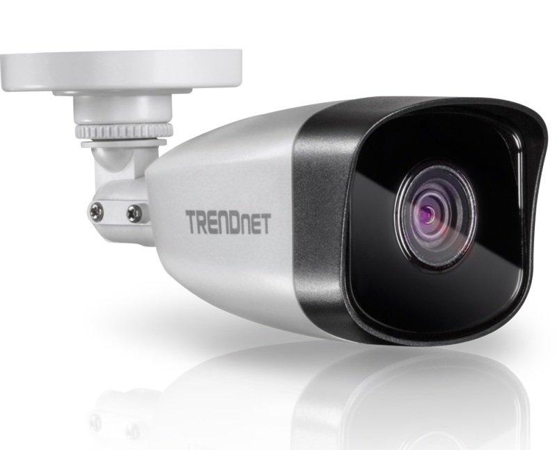 TRENDnet Indoor and Outdoor 1MP IR Bullet Network Camera - 4mm