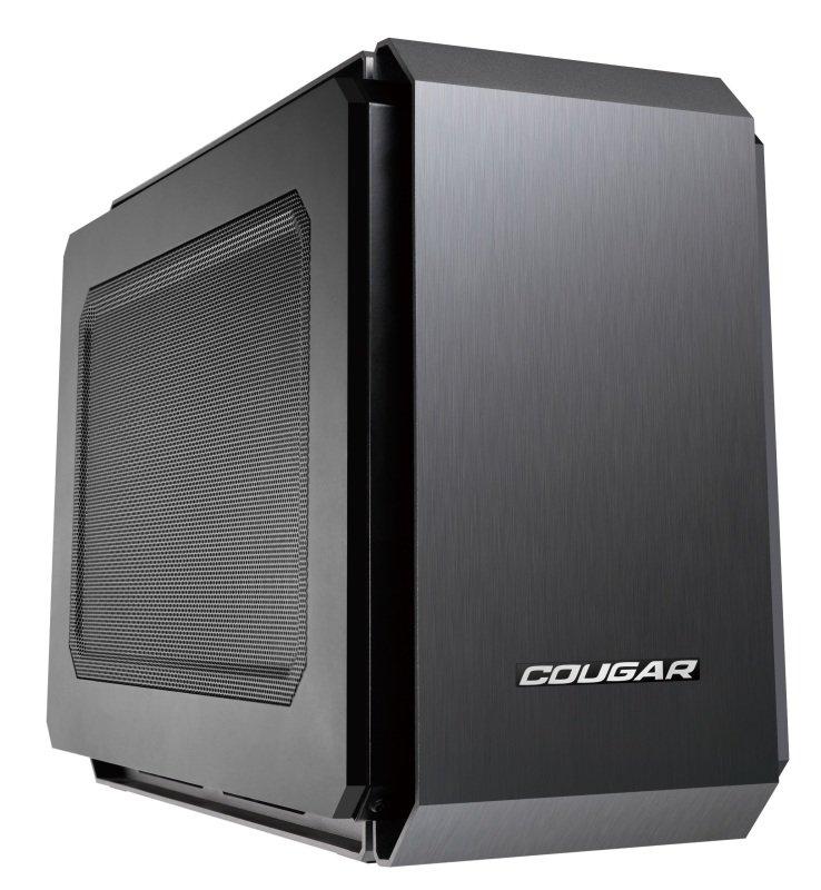 Cougar QBX Ultra Compact Gaming Case Mini-ITX