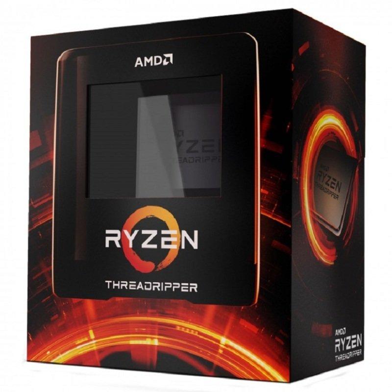 AMD Ryzen Threadripper 3990X 64-Core Processor