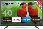 "Cello C40BRT 40"" HD Ready Smart LED TV"