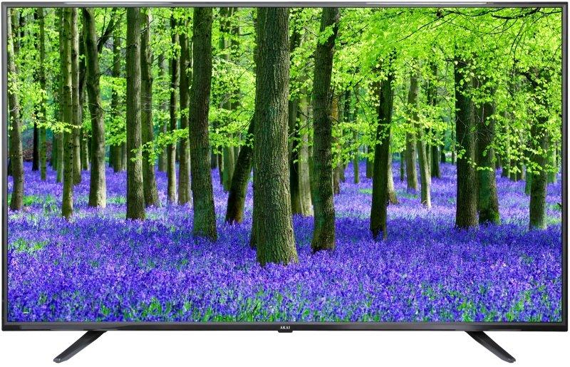 "AKAI AKTV5036US 50"" Smart UHD 4K TV"