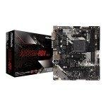 ASRock A320M-HDV socket AM4 DDR4 MicroATX Motherboard