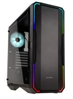 Bitfenix Enso Midi Tower RGB Gaming Case - Black Tempered Glass