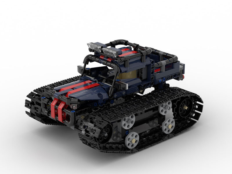 Build & Code Educational Tank