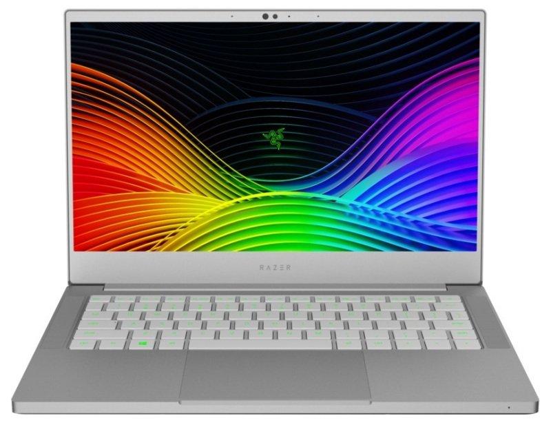 "Razer Blade Stealth 13 Core i7 16GB 256GB SSD 13.3"" Win10 Home Laptop - Mercury White"