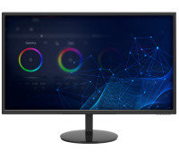"Xenta 24"" LED Monitor IPS with Height Adjustable Stand"