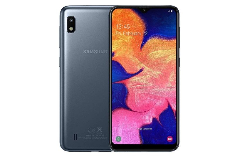 Samsung Galaxy A10 32GB Smartphone - Black
