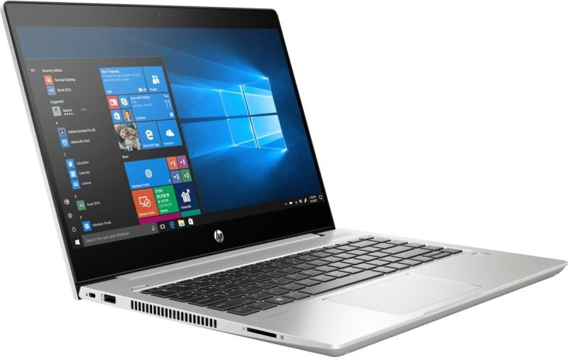 "HP ProBook 445R G6 Ryzen 5 8GB 256GB SSD 14"" Win10 Pro Laptop"