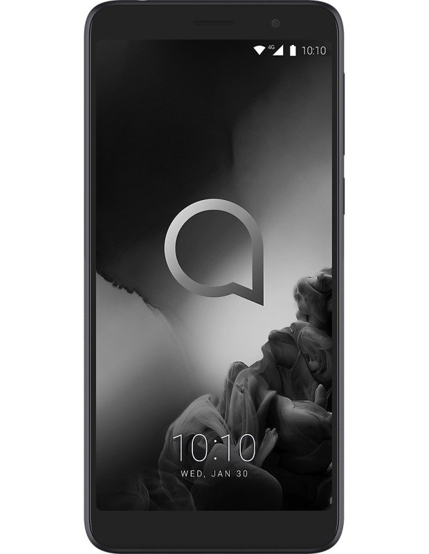 Image of Alcatel 1X 16GB Smart Phone- Black