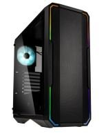 Bitfenix Enso Mesh Midi Tower RGB Gaming Case - Black Tempered Glass