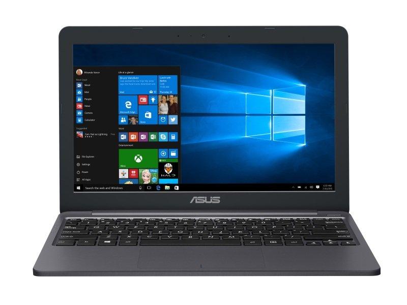 """Asus VivoBook E203 Intel Pentium 4GB 64GB eMMC 11.6"""" Win10 Pro Laptop"""