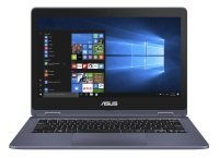 "Asus VivoBook Flip 12 Intel Celeron 4GB 64GB eMMC 11.6"" Win10 Pro Convertible Laptop (Education Only)"