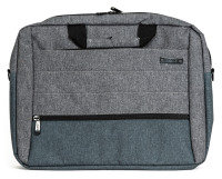 "Xenta 15.6"" Laptop Bag - Grey"