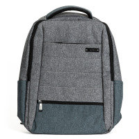 "15.6"" Laptop Backpack - Grey"