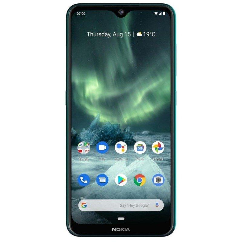 Nokia 7.2 64GB Smartphone - Green